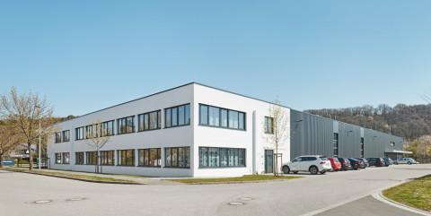 Industrie- und Produktionshalle in Bad Bellingen