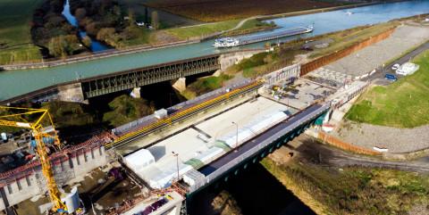 Infrastruktur Dortmund-Ems-Kanal