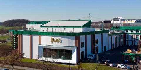 Schlüsselfertiger Erweiterungsbau für die Potts-Brauerei in Oelde</span><span>