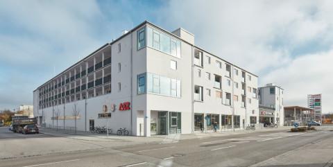 Schlüsselfertiger Neubau einer Wohn- und Gewerbeimmobilie