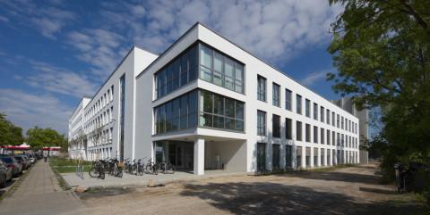 Schlüsselfertiger Neubau eines Bürogebäudes in Aachen</span><span>