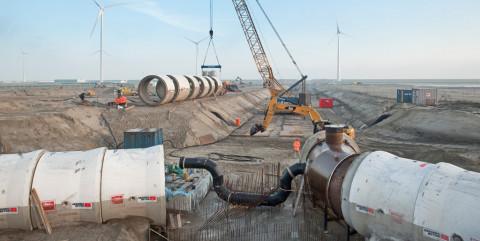 Druckwasserdichtes System spart Kosten für Spezialkabel