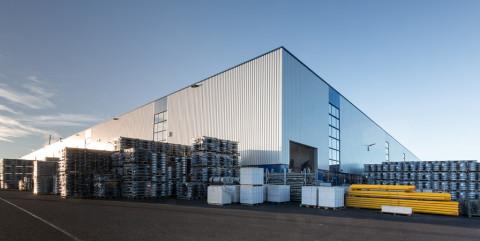 Industrie- und Produktionshalle in Kodersdorf