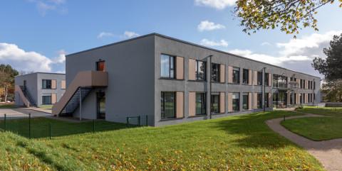 Schlüsselfertiger Neubau der Senioren-Residenz Alloheim in Bredstedt</span><span>