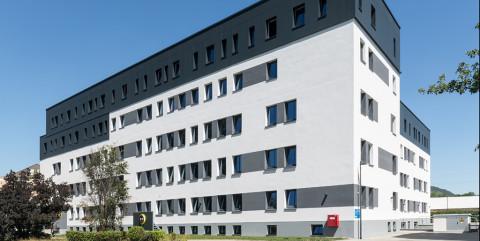 Hotelgebäude in Jena